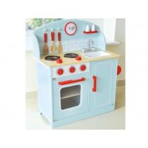 Indigo Jamm kitchen