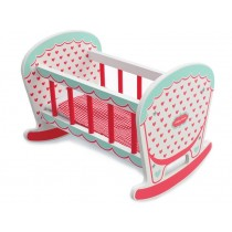 Indigo Jamm HEARTS ROCKING COT