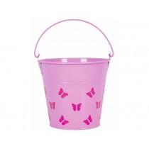 JaBaDaBaDo bucket butterflies pink