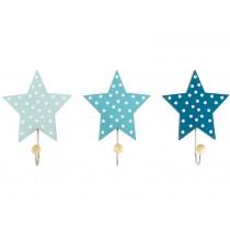 JaBaDaBaDo hook set stars BLUE