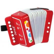 Janod accordeon confetti