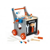 Janod Magnetic Workbench Trolley BRICO KIDS