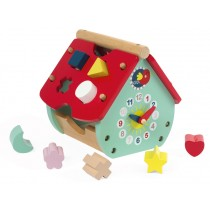 Janod Shape Sorter BABY FOREST
