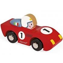 Janod Racing Car RED