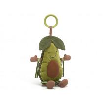 Jellycat Amuseable Activity Toy AVOCADO
