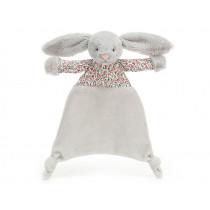 Jellycat BLOSSOM Silver Bunny Comforter