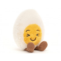 Jellycat Amuseable Boiled Egg LAUGHING