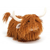 Jellycat Highland Cow CHARMING