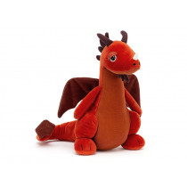 Jellycat Dragon PAPRIKA