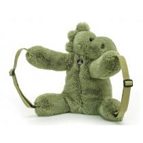 Jellycat Huggardy Backpack DINO