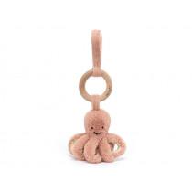 Jellycat Stroller Pendant Octopus ODELL