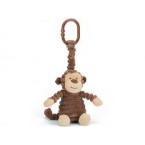 Jellycat Wriggle Toy MONKEY