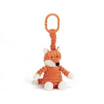 Jellycat Wriggle Toy FOX
