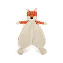 Jellycat Cordy Roy Baby Soother FOX