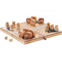 Kids Concept Board Game Ludo NEO