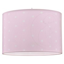Kids Concept hanging lamp starchild pink