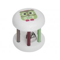 Kids Concept wooden rattle OWL