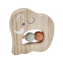 Kids Concept wooden Mammoth Rattle NEO