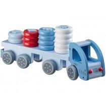 Kids Concept truck sorting blue