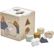 Kids Concept Shape Sorter Cube NEO