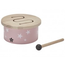 Kids Concept drum mini pink