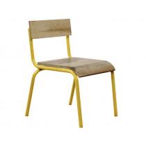 KidsDepot children's chair YELLOW