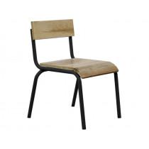 KidsDepot children's chair BLACK