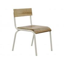 KidsDepot children's chair WHITE