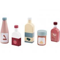 Kids Concept 5pcs Bottle Set