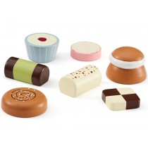 Kids Concept Swedish Cakes Set