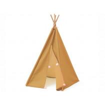 Kids Concept Mini Tipi Tent YELLOW