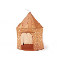 Kids Concept play tent STARS rust