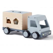 Kids Concept Block Sorter Truck AIDEN
