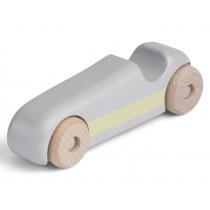 Konges Sløjd Wooden RACE CAR warm grey