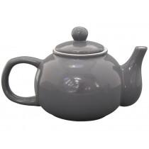 Krasilnikoff teapot brightest star charcoal