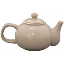 Krasilnikoff teapot brightest star taupe