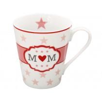 Krasilnikoff Happy Mug Mom with handle