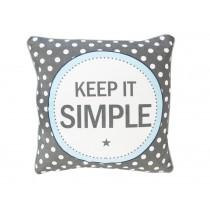 Krasilnikoff cushion cover Keep it simple