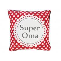 Krasilnikoff cushion cover Super Oma