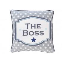 Krasilnikoff cushion cover The Boss