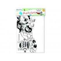 Krickel-Krakel placemats
