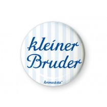 krima & isa button KLEINER BRUDER