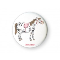 krima & isa button PONY