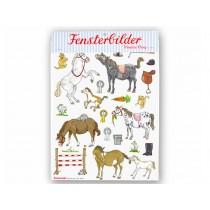 Pony window sticker by krima & isa
