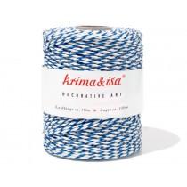 krima & isa yarn dark blue