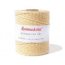 krima & isa yarn yellow