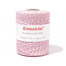 krima & isa yarn pink