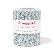 krima & isa yarn turquoise