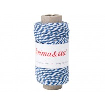 krima & isa yarn dark blue mini