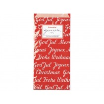 krima & isa gift bags red Christmas